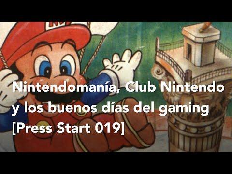Nintendomanía, Club Nintendo, El Taller de Luigi y los buenos tiempos  del gaming  [Press Start 019]