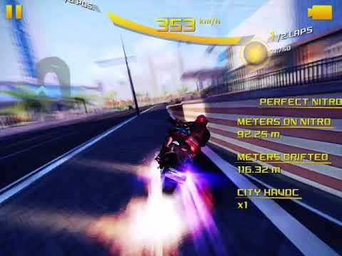 So I somehow accidently enabled no wreck glitch on dubai on a bike
