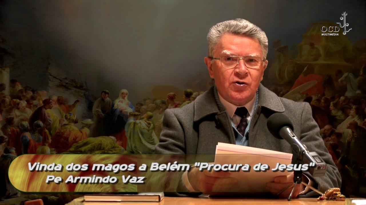 Vinda dos magos a Belém: À procura de Jesus (Mt 2,1-12)