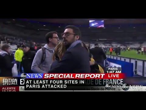 Paris Attacks: Terrifying Scenes From French Stadium