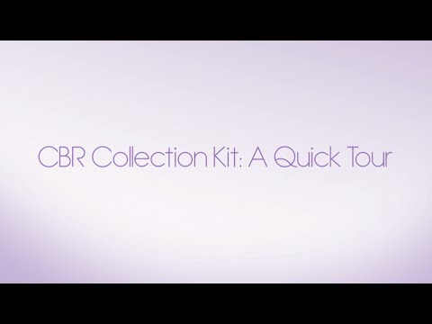 Unboxing Your Cord Blood Collection Kit | CBR
