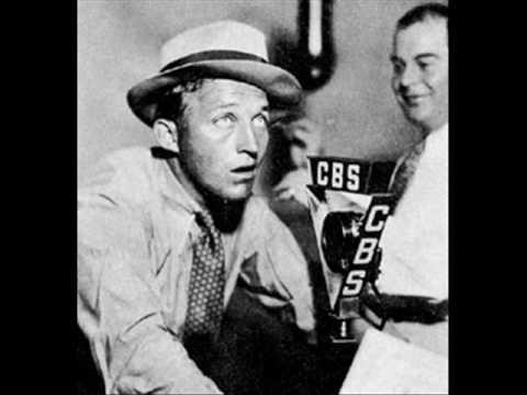 Bing Crosby & Louis Armstrong -- Lazy Bones.wmv