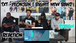 TXT (투모로우바이투게더) 'Introduction Film - What do you do?' - 연준 (YEONJUN)| REACTION/REVIEW BTS