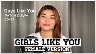 Baixar Girls Like You - Maroon 5 feat. Cardi B | Female Version