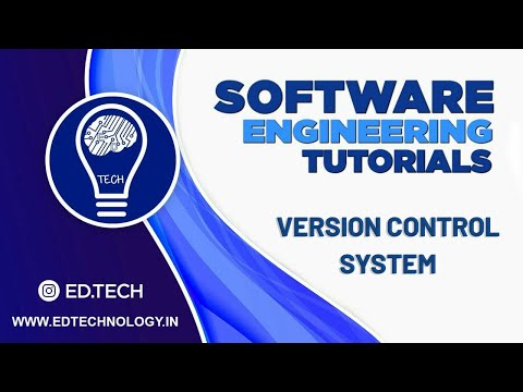 Version Control System Introduction| Benefits Of VersionControl System| Software Engineering Lecture