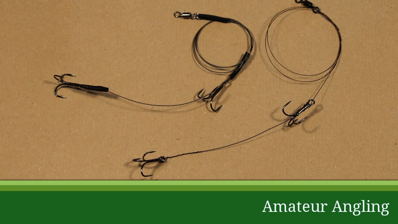 Pike Trace Wire With Crimps