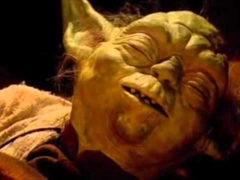 "Yoda's Last Laugh: ""Kissed your sister you did"""