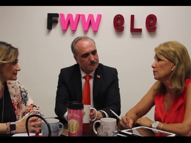 T\' Emociona con Salvador Molina, presidente de Telemadrid y de Foro ECOFIN