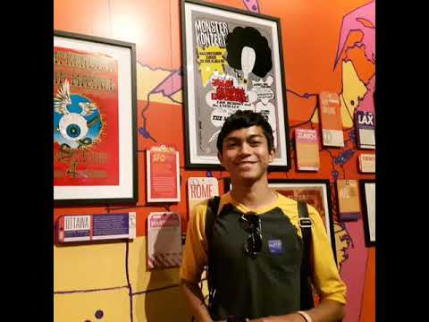 Movie and Music Pop Exhibition, Seattle, US-2017