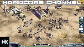 Command & Conquer Generals: Zero Hour - FFA - AI Mod - Опасный компуКтер