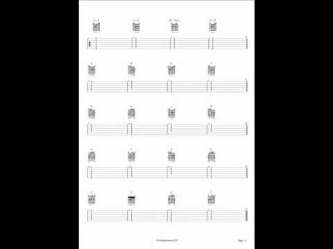 Sounding Fingering Chart Klingende Grifftabelle Major Dur