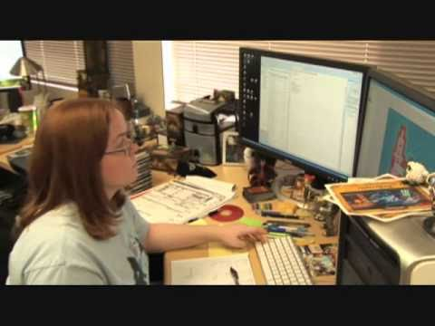 Day in the Life: Video Game Designer