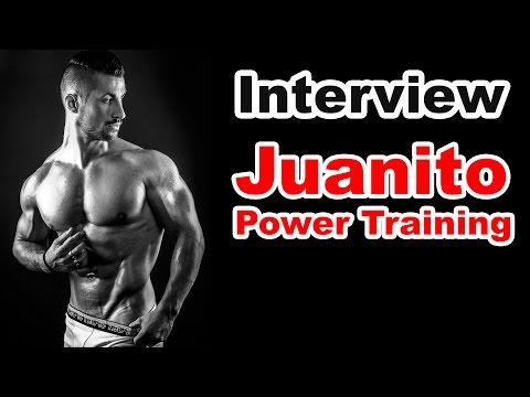 Interview de Juanito Power Training
