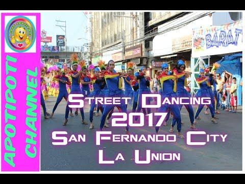 STREET DANCING 2017 I San Fernando City La Union