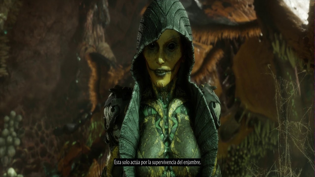 Mortal Kombat 11 Historia Pt 5 Jade