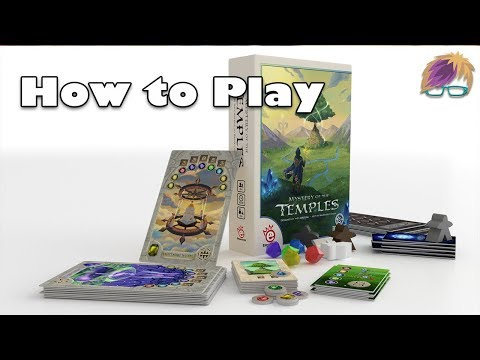 How to Play Mystery of the Temples