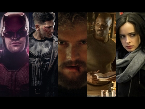 Marvel's The Defenders on Netflix — What We Know