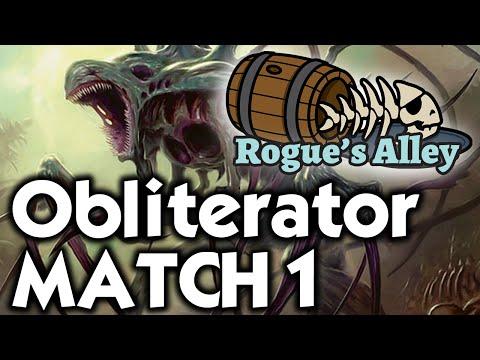 MTG Modern: Mono-Black Obliterator vs Scapeshift