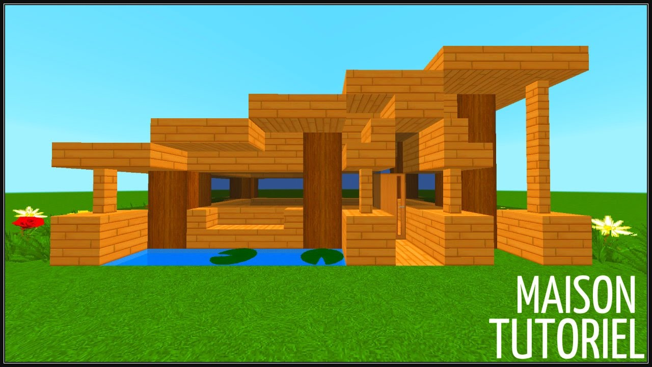 <b>Minecraft</b> tuto - <b>Comment</b> <b>faire</b> <b>une</b> <b>maison</b> en... | <b>VIDEOS</b>…