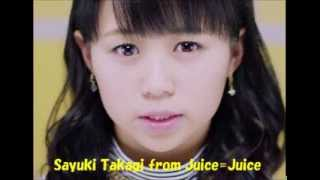 "Sayuki Takagi talks about ""Juice=Juice"", favorite food, fashion and..."