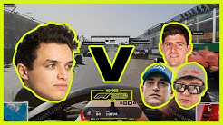 NOT the AusGP with WillNE, Thibaut Courtois & More // F1 2019 Game