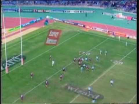 State Of Origin 2000 Game III Matthew Gidley Try