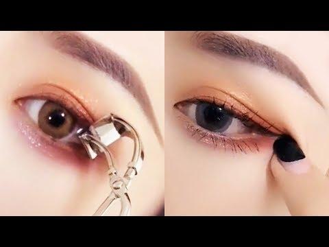 Eye Makeup Natural Tutorial Compilation ♥ 2019 ♥ #265 thumbnail