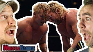 New Japan Dominion 2018 REVIEW! Kenny Omega, Kazuchika Okada, Chris Jericho & More! | WrestleRamble