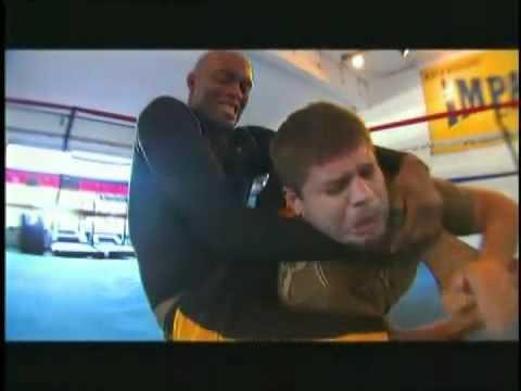 Anderson Silva - Análise de seu Jiu-Jitsu