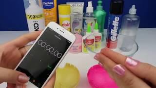 Bol Tıraş Köpüklü Slime Challenge Efsane Geri Döndü! Bir SLİMER Trajikomedisi Bidünya Oyuncak