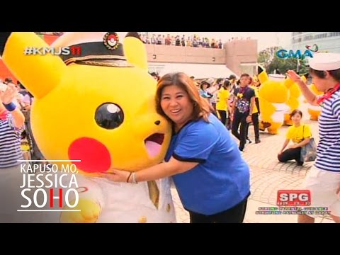 Kapuso Mo, Jessica Soho: Pikachu Outbreak sa Japan