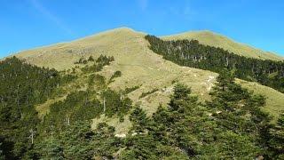 2013-10-29登奇萊山南峰、南華山紀錄.