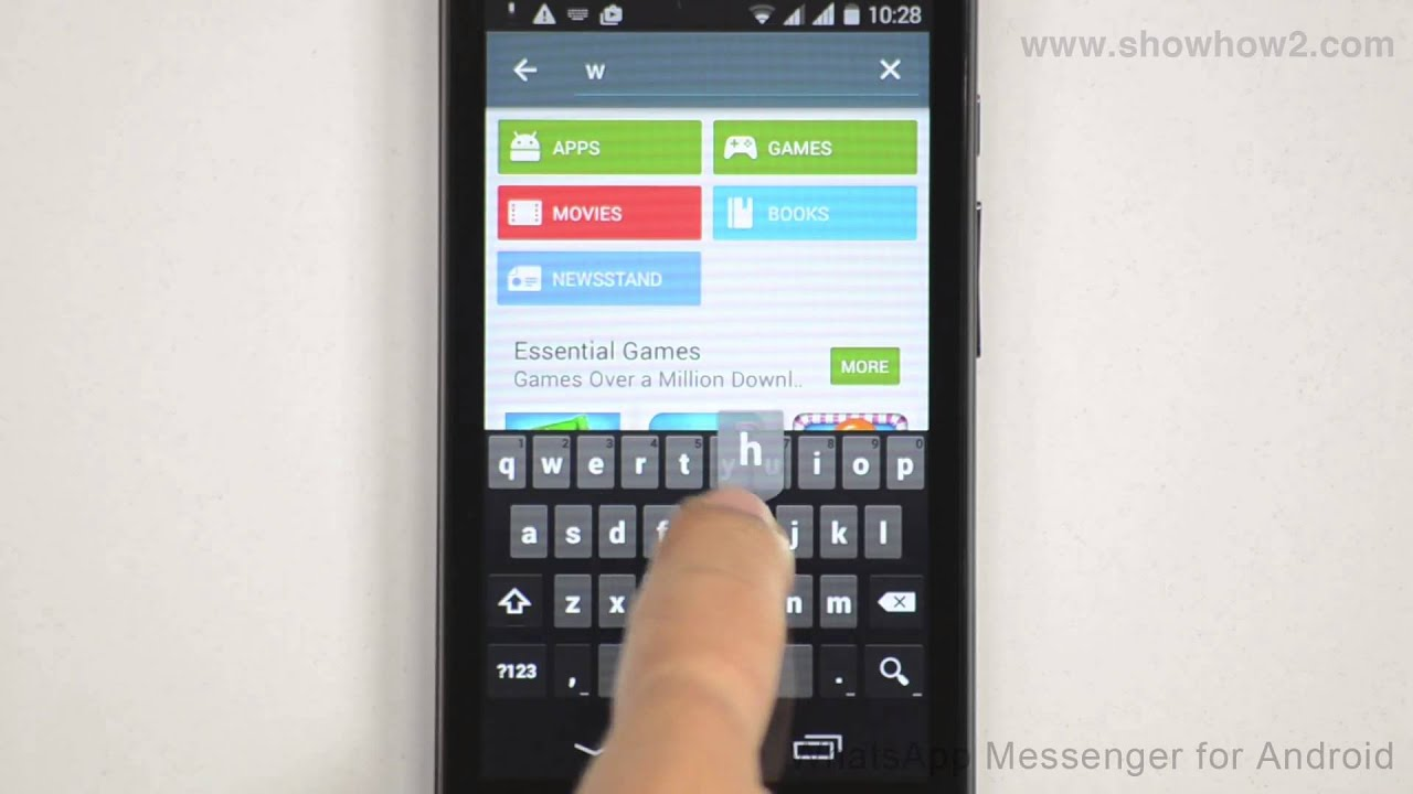 Phone Whatsapp For Android Phone Download whatsapp messenger how to download and install on android phone