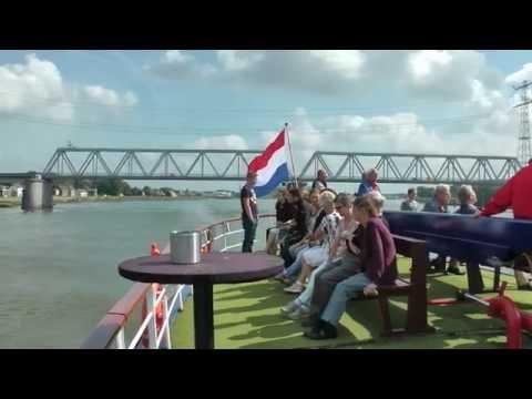 MET DE BOOT JAN VAN CUIJK NAAR ROTTERDAM [03-09-2016] [2]