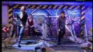 El Hormiguero - 06/03/2008 - OK Go - Here it goes again