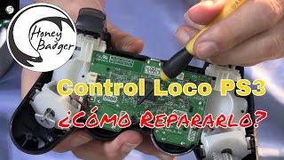 Control Loco de PS3, ¿Cómo Repararlo?