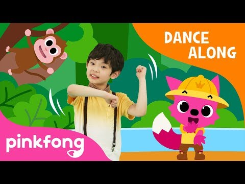 Jungle Adventure | Dance Along | Pinkfong Songs for Children