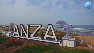 أنزا .. سحر الأمواج الزرقاء -  ANZA.. The charm of blue waves