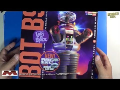 ROBOT B9 Updated Deluxe Kit #949 Review