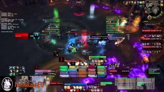 Set Sail For Fail vs Hellfire High Council Mythic, Holy Paladin POV