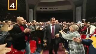 «Ծառուկյան» դաշինքի եզրափակիչ հանդիպումը Երևանում