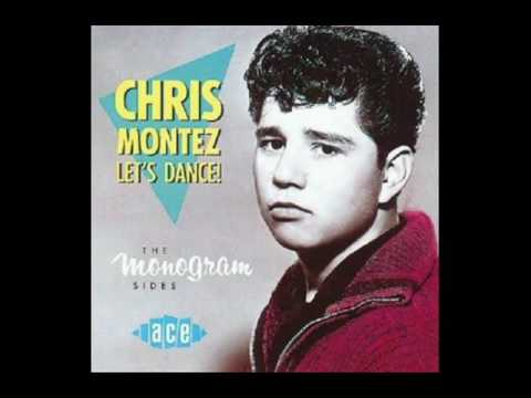 All You Had To Do Was Tell Me   Chris Montez