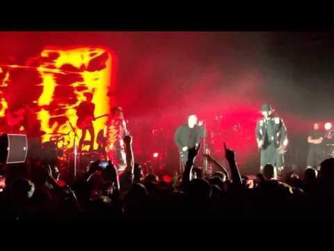 Gorillaz - Sex Murder Party Humanz Live, Katowice Poland