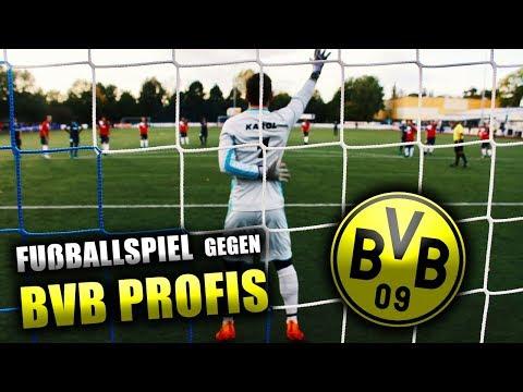 Mein Fußballspiel gegen BVB PROFIS! | ELFMETER GEHALTEN