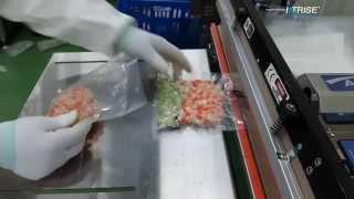 해성푸드 진공포장기 Vacuum packing pape…