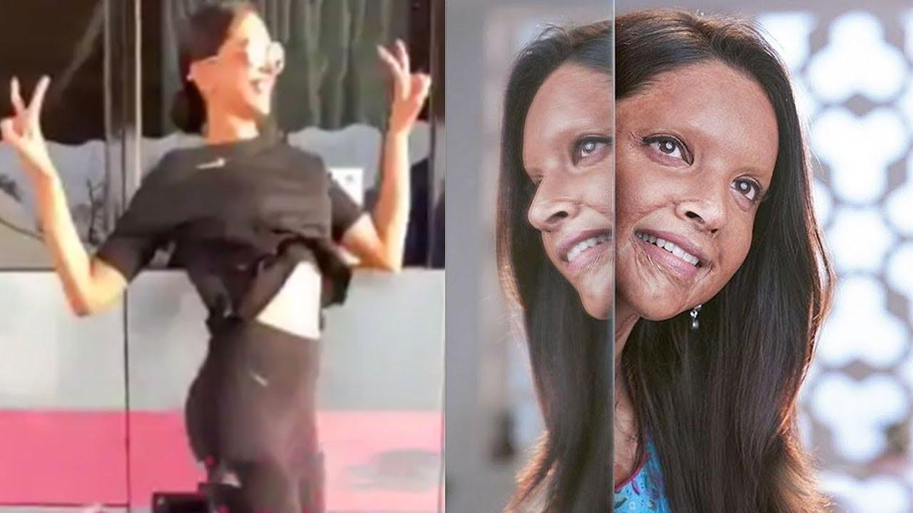 Deepika Padukone's EPIC REACTION To The Response Of Chhapaak's First Look