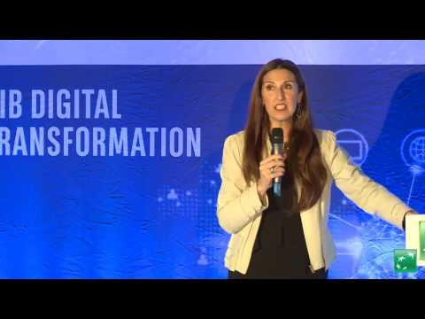 Inma Martinez: Future of Digitalisation affecting Life, Work and Play