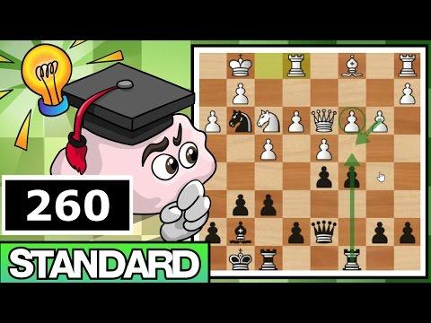 Standard Chess #260: aaaaaaa101 vs. IM Bartholomew (Stonewall Attack)