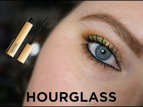 ec628989f9d HOURGLASS Caution™ Extreme Lash Mascara (FIRST IMPRESSIONS + TRY-ON + WEAR  TEST)