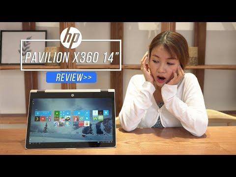 Laptop biến hình HP Pavilion X360 phiên bản 14-inch